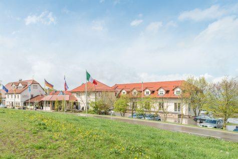 Deutsches Haus Weilheim Außenansicht