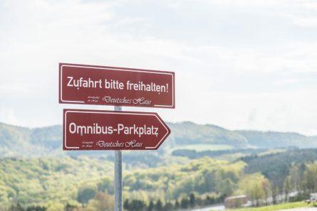 Deutsches Haus Weilheim Busparkplatz