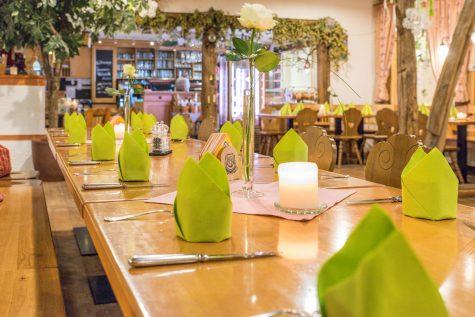 Deutsches Haus Weilheim Restaurant