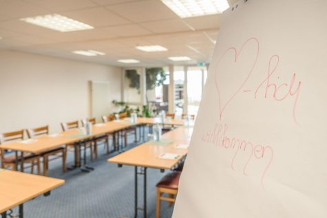 Deutsches Haus Weilheim Seminarraum Ausstattung